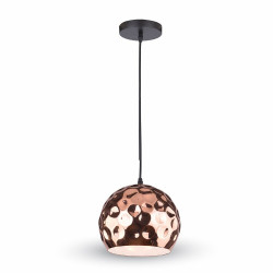 ROSE GOLD PENDANT LIGHT...