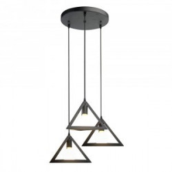 TRIO GEOMETRIC BLACK...