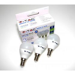 LED Крушка - 5.5W E14 P45...