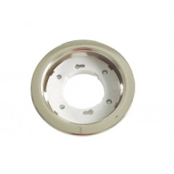 GX53 Fitting Round Chrome -...