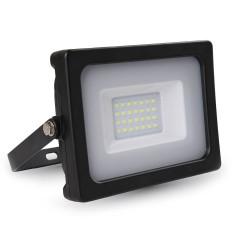 20W LED Прожектор SMD Черно...