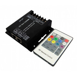LED RGB CONTROLLER WITH 20...