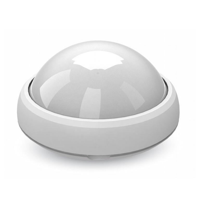 Plafoniere Ip65 : 12w dome led light white body round 6000К 4996