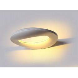 10W Стенна Лампа Бяло Тяло...