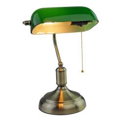 Настолна Лампа Банкер Е27...