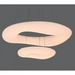 60W ROUND LED DESIGNER...