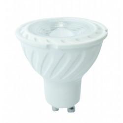 GU10-10 W-WHITE PLASTIC...