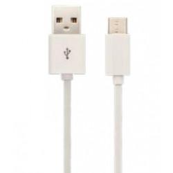 3M-MICRO USB CABLE-WHITE