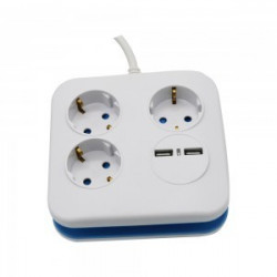 3WAYS SOCKET WITH...