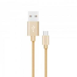 1M ТИП C USB КАБЕЛ GOLD...
