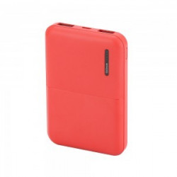 5000mAh-POWER BANK-RED