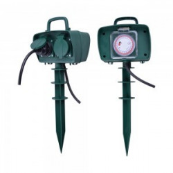 2 WAYS GARDEN SPIKE SOCKET...