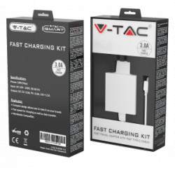 FAST CHARGING SET WITH...