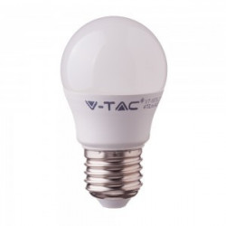 7W G45 PLASTIC BULB WITH...
