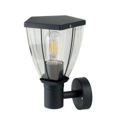 WALL LAMP-MATT BLACK(UP)