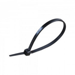 CABLE TIE-4.8*200MM- BLACK