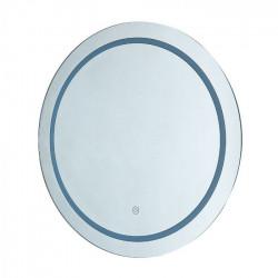 8W LED Mirror Light Round...