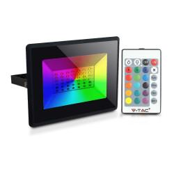 30W LED ПРОЖЕКТОР RGB