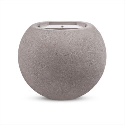 CONCRETE WALL LAMP ROUND G9...