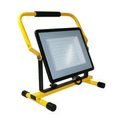 100W-SLIM FLOODLIGHTBLACK...