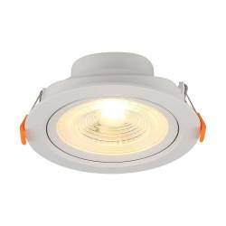 7W-LED DONWLIHGT-RD-6400K