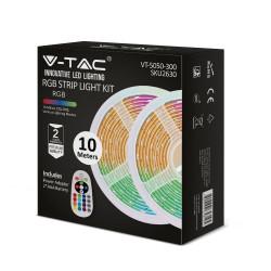 ЛЕД ЛЕНТА К-Т 5050-300 RGB...